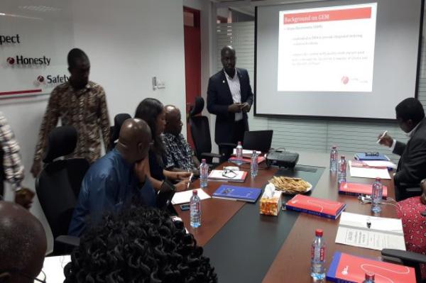Guinea Electricity Visits GEM